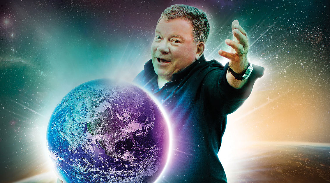Review: William Shatner, Auckland, Oct. 13